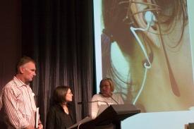Eleanor Gates-Stuart - Speaker, reSkin Lab: Wear Now Symposium. National Museum of Australia