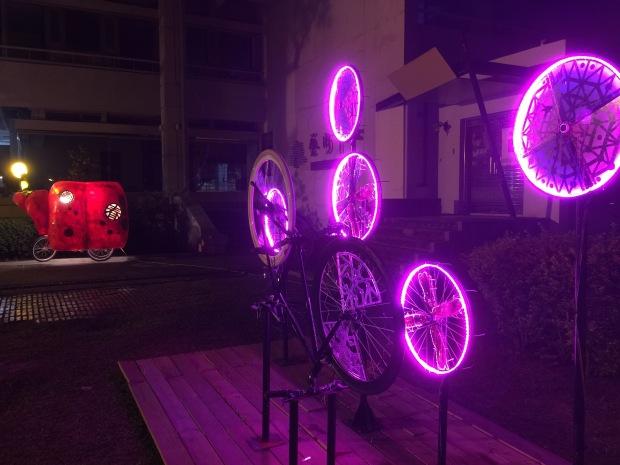 Yup Jin Lantern Festival Artworks @ NCKU
